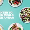 Enter to Win Meals for a Year at Groupon+ Restaurants – 50 Winners