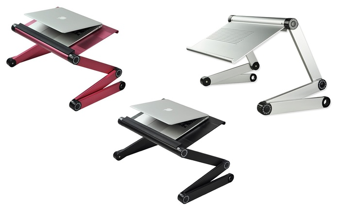 Adjustable Folding Laptop Stand for €17.99