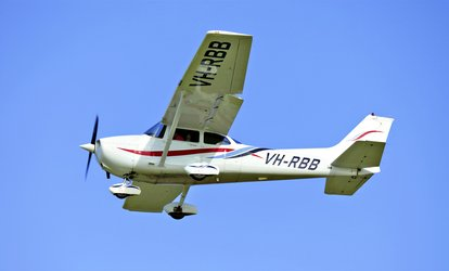 image for Flight Experience Over Wicklow with Wicklow Wings, Newcastle Airfield (34% Off)