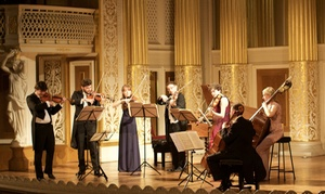 Candlelight Concerts: London Concertante: Viennese Christmas on 14 December at 7.30 p.m., Saint Fin Barre's Cathedral (Up to 48% Off)