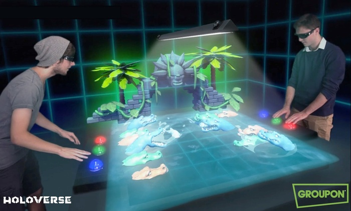Holoverse - From $29 - Gold Coast   Groupon