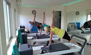V Studio Pilates: סטודיו V פילאטיס מכשירים ומוטור בחדרה!  בהדרכתה של המתעמלת האולימפית לשעבר ולרי מקסיוטה, ב-69 ₪ בלבד ל-2 שיעורים לבחירה