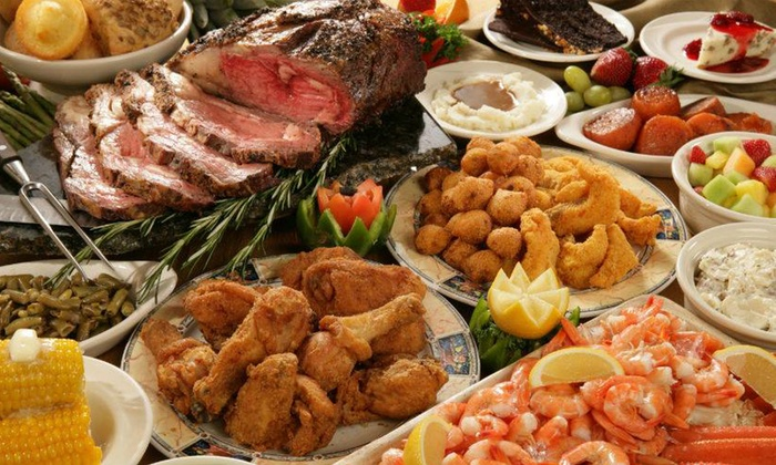 photo relating to Royal Buffet Printable Coupons titled Buffet Delicacies - Buffet Royale Groupon