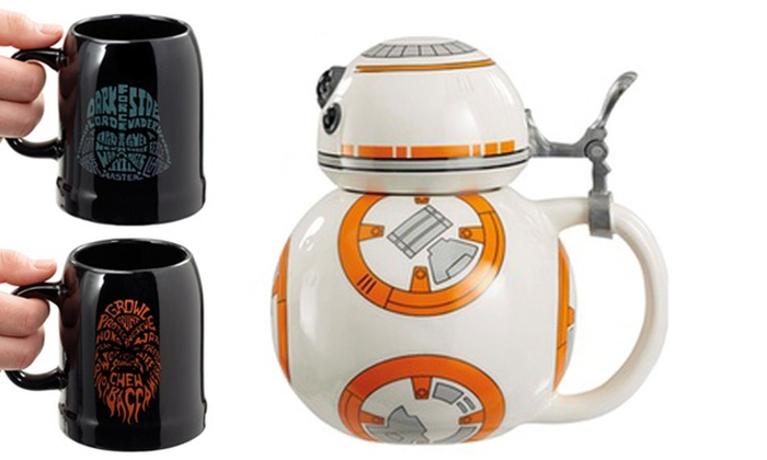 Star Wars Signature Stein Mug Groupon Goods