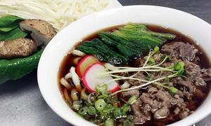 $12 for $20 Worth of Japanese Cuisine at Shabu Japanese Fondue