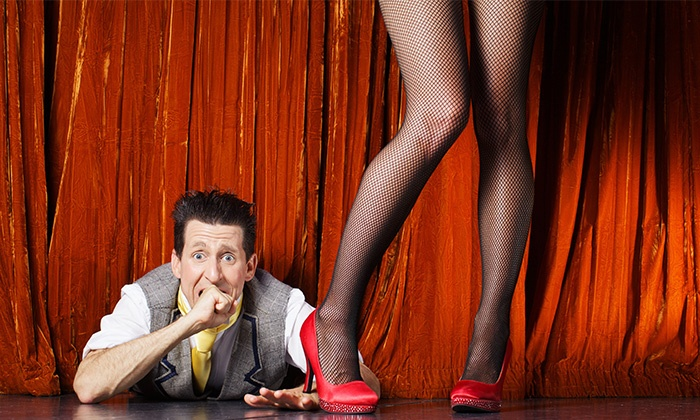 Sin City Comedy and Burlesque - Planet Hollywood Resort and Casino: General Admission or VIP Ticket to Sin City Comedy Show at Planet Hollywood Resort & Casino (Up to 61% Off)