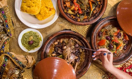 Moroccan Dinner for Two, Three, or Four at Tagine NYC (Up to 43% Off)