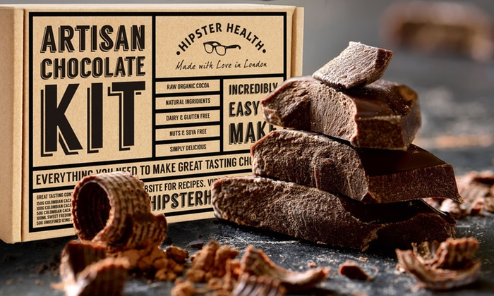 Up To Three Raw Chocolate Making Kits From 998 Up To 58 Off