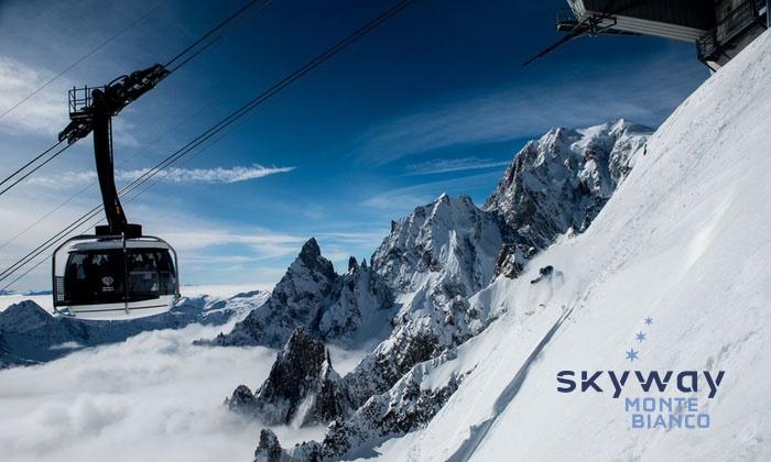 Esperienza In Funivia Sul Monte Bianco Skyway Funivie