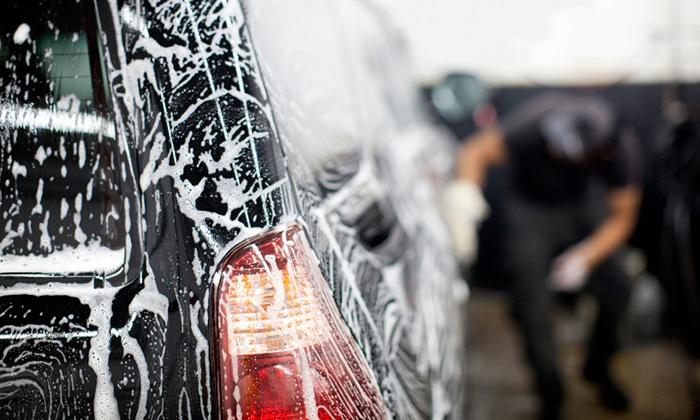 Hillside Car Wash - Kew Gardens: $30 for a Full-Service VIP Car Wash at Hillside Car Wash ($60 Value)