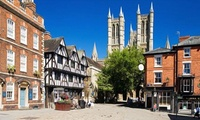 Lincolnshire: 1 to 3 Nights for Two with Breakfast, Tea or Coffee and Cake at the 5* Newport Guest House