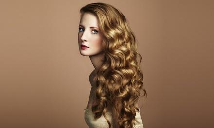 Up to 50% Off Haircut and Highlights at Debi @ Shades Salon Studio
