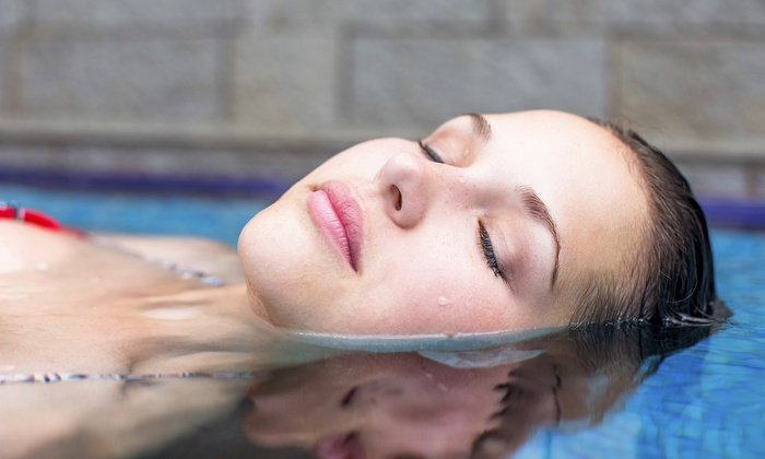 The Chicago Stress Relief Center - The Chicago Stress Relief Center, Inc: $89 for Float Therapy Session, Rain Shower, and Massage at The Chicago Stress Relief Center ($175 Value)
