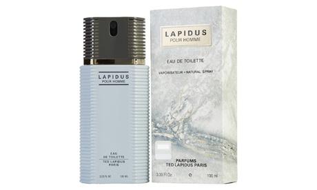 Fragancia Lapidus Pour Homme de 100 ml