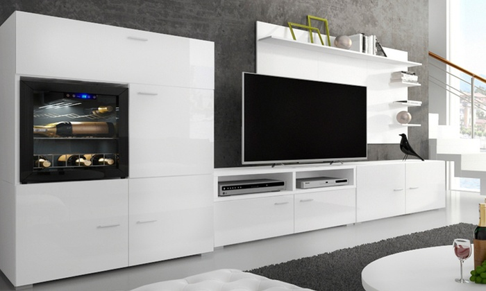 baccus tv system groupon. Black Bedroom Furniture Sets. Home Design Ideas