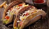2x, 4x oder 6x Fajitas oder Enchiladas mit Salat, Sauerrahm und Salsa Pikante