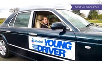 Bentley Arnage Driving Lesson for Children at Young Driver