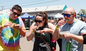 Denver Taco Festival: Two General Admission Tickets or One VIP Ticket to Denver Taco Festival (Up to 29% Off)