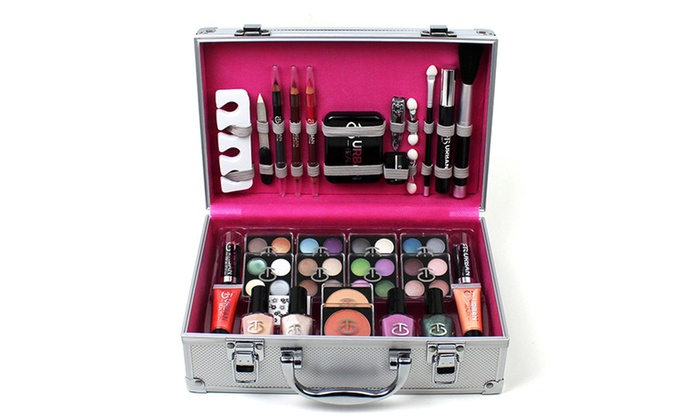 Malette Maquillage 60 Pi 232 Ces Groupon Shopping