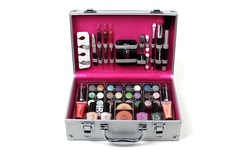 Urban Beauty 60 Piece Make-Up Vanity Case