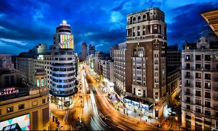 Madrid: 1, 2 o 3 noches para dos en habitación doble con desayuno y late check-out en Vitium Urban Suites