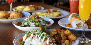 50% Off Brunch for Two at Thirsty Lion Gastropub & Grill
