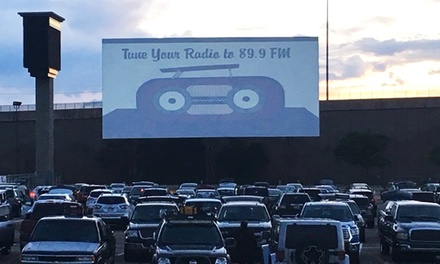Admission for Double Feature for Two at Denver Mart Drive In (Up to 25% Off.