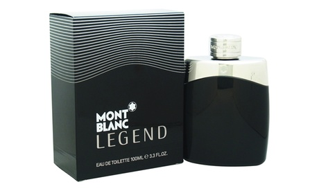 Mont Blanc Legend Eau de Toilette for Men; 3.3 Fl. Oz.