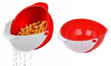 Bowl with Strainer