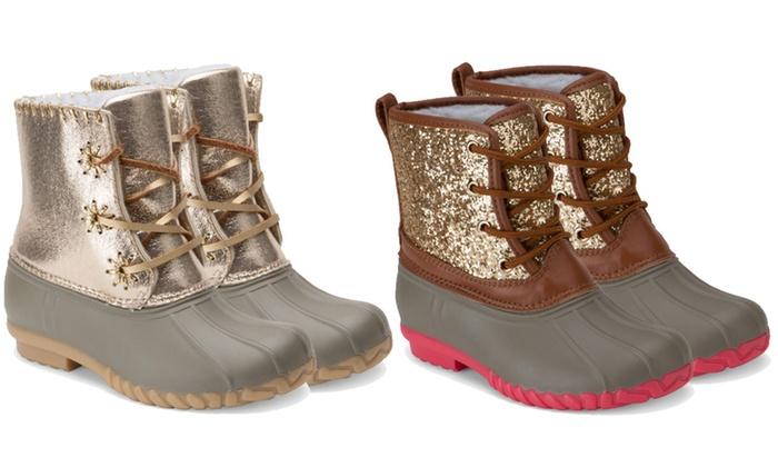 Olivia Miller Kids Rain Boots