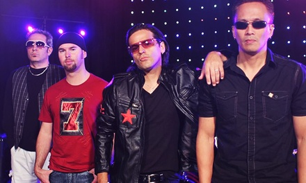 $8 for With or Without U2 Tribute Band at House of Blues New Orleans on August 16 (Up to $16 Value)