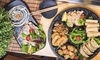 Japanese Hot Food Platter