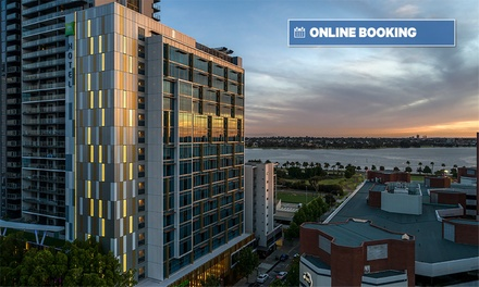 Perth: 1-2 Nights for 2 People with Breakfast, House Wine, Wi-Fi and Late Check-Out at 4* ibis Styles East Perth Hotel