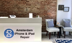 Up to 50% Off at Amsterdam iPhone & iPad Screen Repair