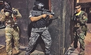 SAS Black Ops: Two-Hour Airsoft Outing for One, Two, or Four at SAS Black Ops (Up to 49% Off)