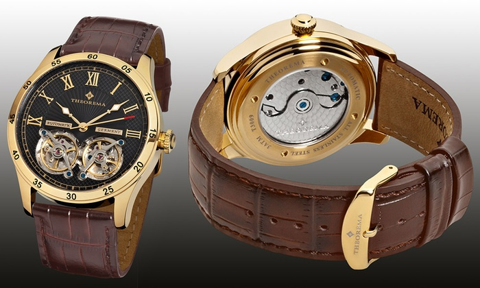 Mens Theorema Dubai Automatic Watch 4