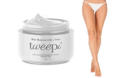 Tweepi Hair Growth Inhibitor Cream