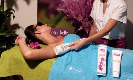 Limpieza facial completa con tratamiento facial a elegir entre 6 opciones desde 12,95 € en Natur Belle