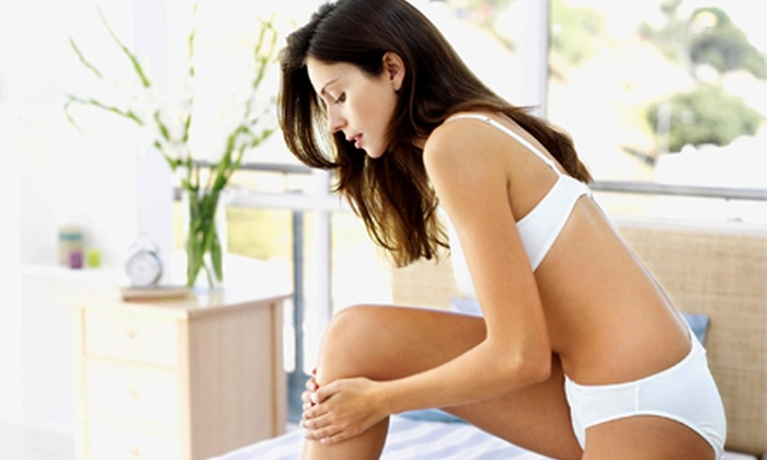 Light Touch Med Spa - Multiple Locations: $99 for Six Laser Hair-Removal Sessions at Light Touch Med Spa (Up to $1,200 Value)