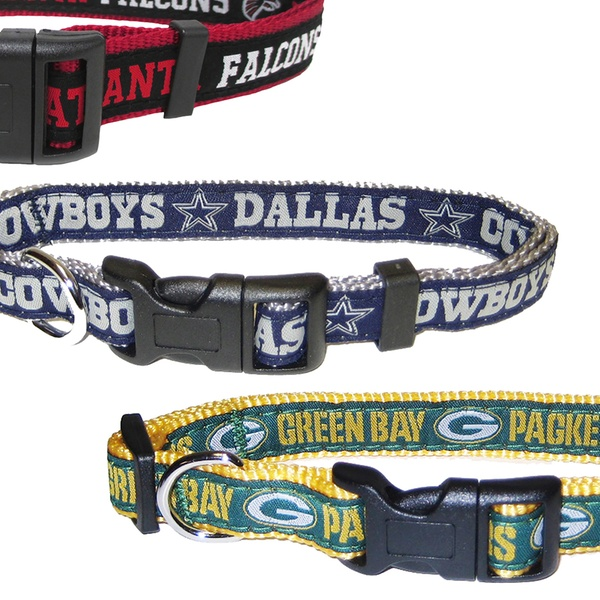 07c32f0479e Up To 50% Off on Licensed NFL NFC Pet Collars | Groupon Goods