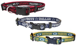 NFL NFC Pet Collars