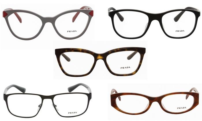 8bafc6ac73d Prada Unisex Optical Eyewear