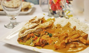 Dinner for Two or Four at Bombay Garden (Up to 36% Off)
