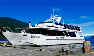 Up to 42% Off Harrison Lake Boat Tour at Shoreline Tours & Charters, plus 6.0% Cash Back from Ebates.