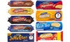 12 McVitie's Biscuits Variety Box