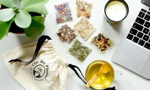Chic des Plantes!: 1ère Chic box d'infusions 100% bio avec Chic des Plantes! à 9,90 € (34% de réduction)
