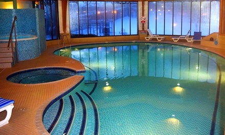 Perthshire: 1 or 2 Nights for Two with Breakfast, Spa and Options for Dinner and Resort Credit at 4* Moness House Hotel