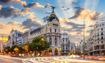 Groupon.it - Madrid: camera standard doppia o matrimoniale per 2 all'Hotel Pavilions Madrid