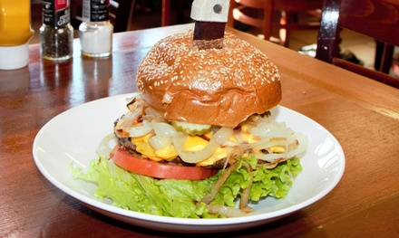 50% Cash Back at Barney's Gourmet Hamburgers – Berkeley - Up to $10 in Cash Back