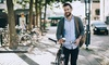 Central Park Bike Ride - Theater District: Two-, Three-, or Five-Hour Bicycle Rental or Full-Day Ride from Central Park Bike Ride (Up to 51% Off)